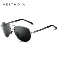 9b22f0fc06 PHP 807. VEITHDIA Brand Men s Polarized Sunglasses UV400 Sun Glasses oculos  de sol masculino Male Eyewear Accessories ...