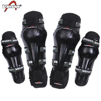 Vemar Racing Knee Shin Elbow Body Guard Armour Support MotorcycleDirt ATV Racing Gear Pads #29265
