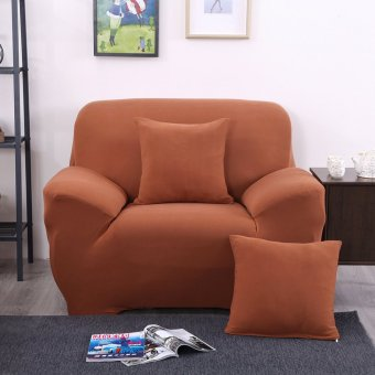 Bolehdeals spandex stretch single sofa couch seat cover for Housse extensible fauteuil