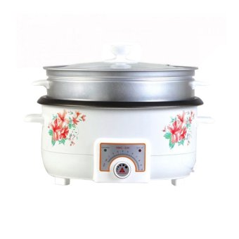 Hanabishi HMC 330 Rice Cooker 3.3L (White)