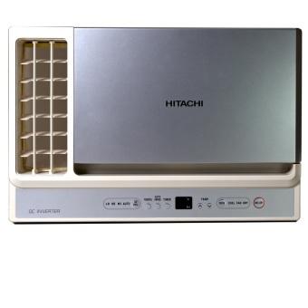 Hitachi ra 10hv 1hp window type aircon silver lazada ph for 2 5 hp window type aircon