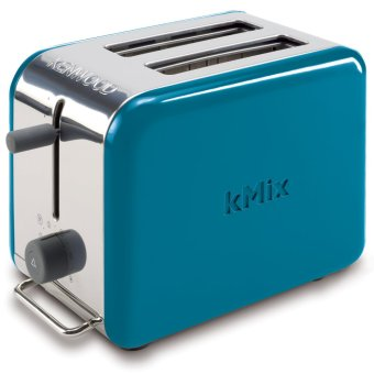 kenwood kmix aqua toaster ttm023 blue silver lazada ph. Black Bedroom Furniture Sets. Home Design Ideas
