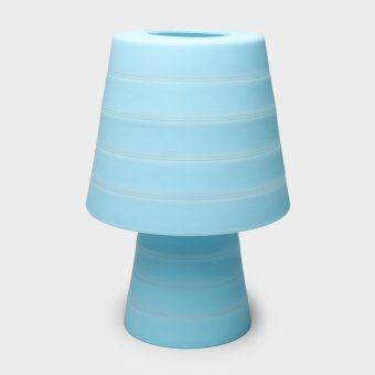 Lighting Silicon Table Lamp Blue