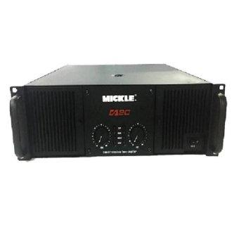 MICKLE CA20 Professional Power Amplifier Black