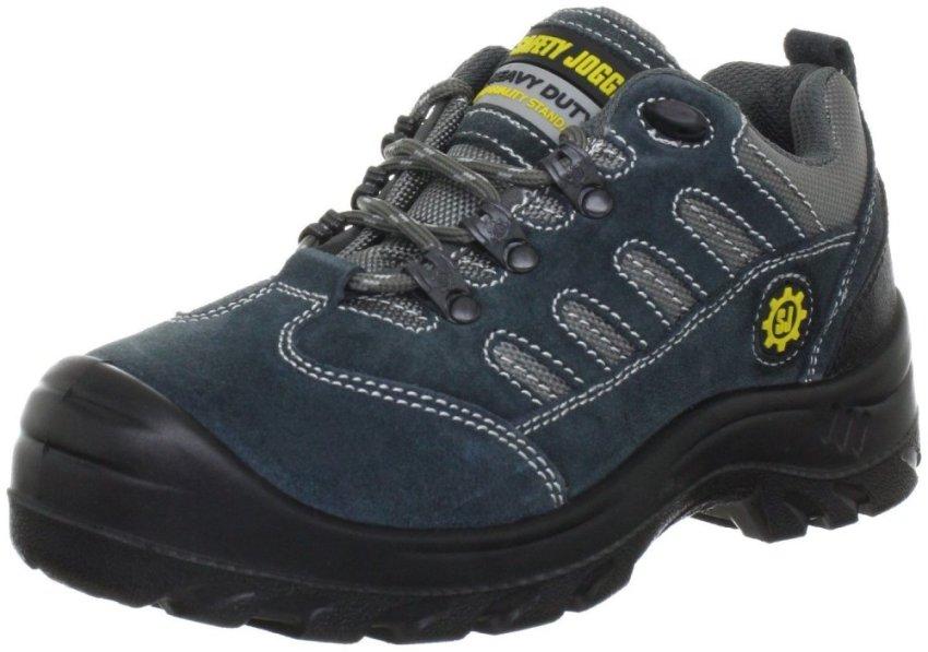 Safety Jogger Xplore S3/SRC HRO Lo-Cut Safety Shoes (Black