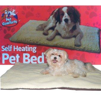 Self Heating Anti Slip Pet Comfort Bed Lazada Ph