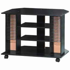 tailee furniture 1808 4 layer open type tv rack tv stand with cd rack. Black Bedroom Furniture Sets. Home Design Ideas