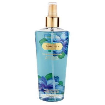 Abra Body Shop >> Victorias Secret Aqua Kiss Body Mist for Women 250ml ...