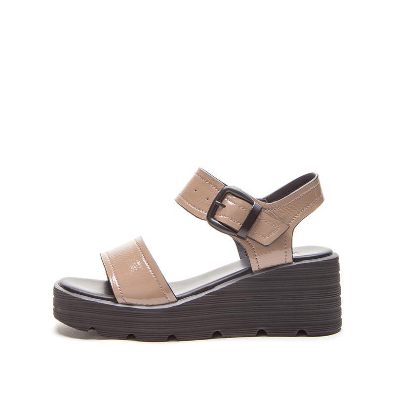 Hotwind Sandal Summer Sederhana dan Elegan musim panas model baru sepatu hak tinggi