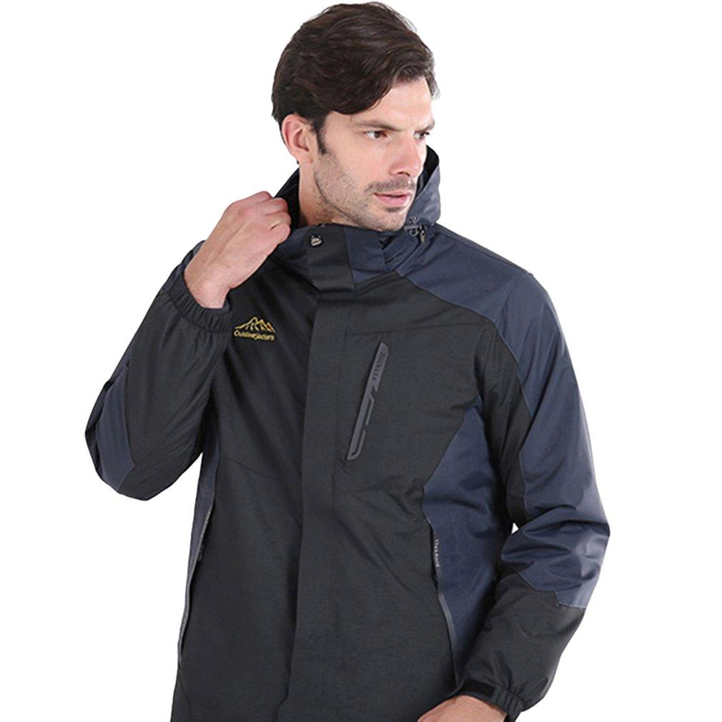 Popular Mens Bomber Jackets For The Best Prices In Malaysia Jaket Parka Cewek Seller Unisex Inner Fleece Waterproof Hooded Jacket With Detachable As Sweater