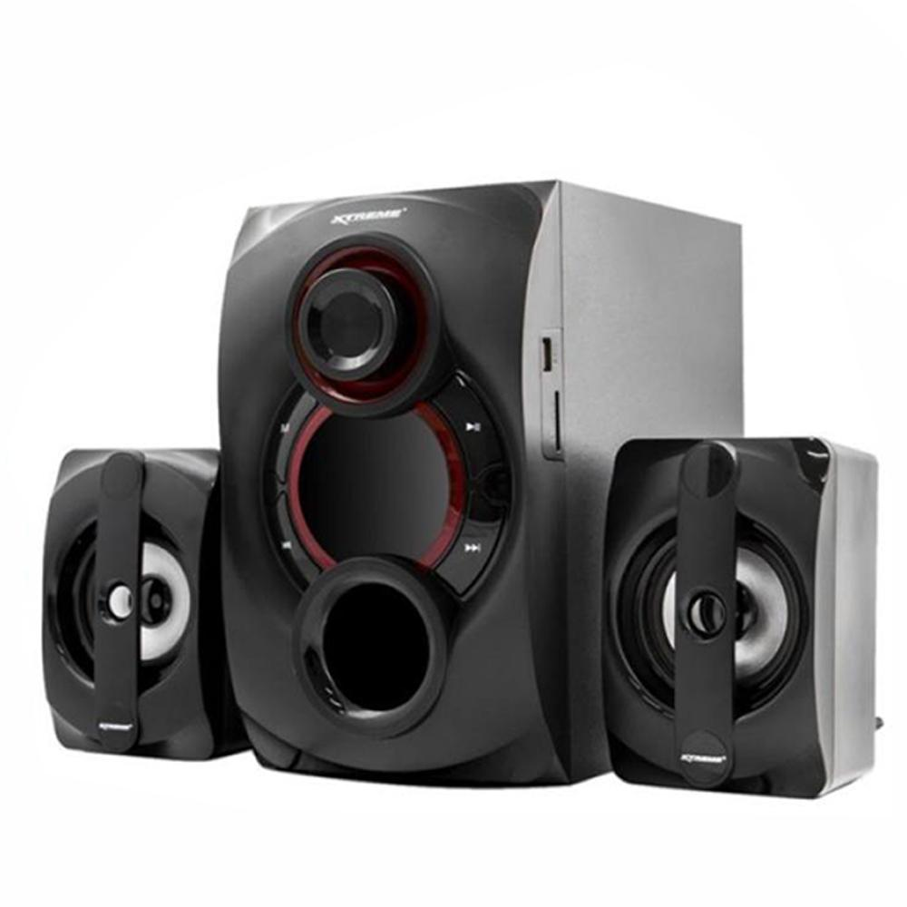 Subwoofer For Sale Speaker Prices Brands Specs In Powered Wiring 300w Power Amplifier Xtreme Xp 2210 Dynamic Duo 21ch Multimedia System Black