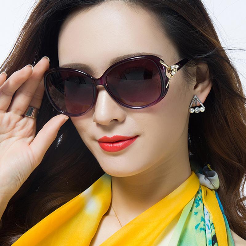 Kacamata Hitam Wanita Anti Sinar Ultraviolet 3aa438fb71