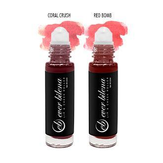 2 pcs. EB Lip & Cheek Roller - Coral Crush & Red Bomb Philippines
