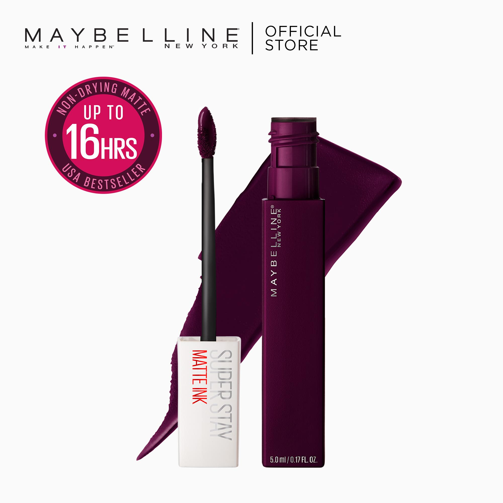 SuperStay Matte Ink Liquid Lipstick - Escapist [16HR Waterproof] by Maybelline Philippines