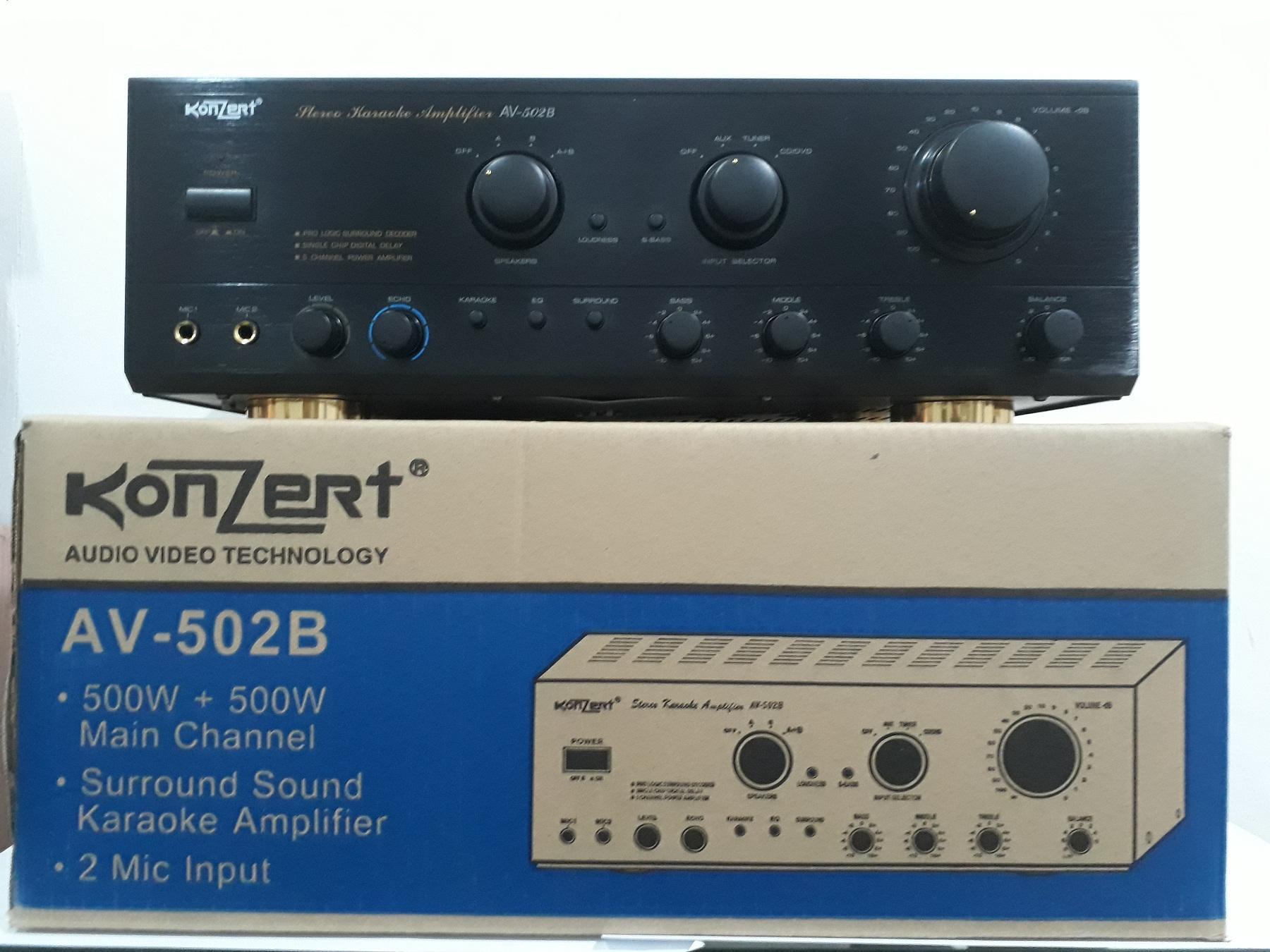 How To Make An Amplifier 200 Watts Using Stk4141 With Diagram 2x25w Stereo Power Stk4141ii Circuit Konzert Av 502b