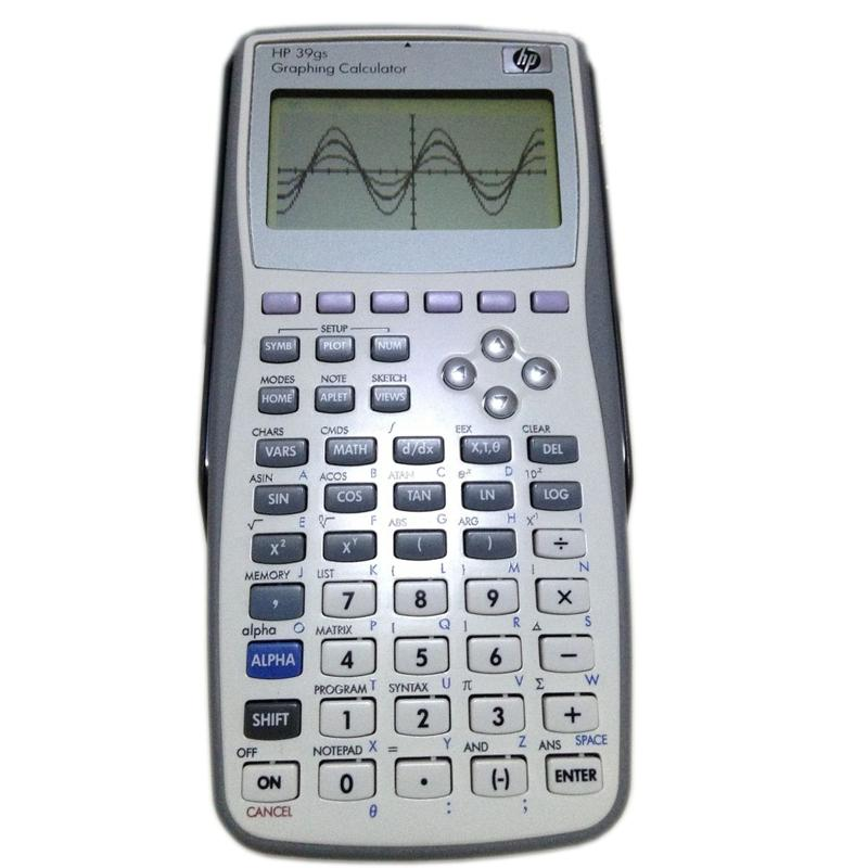 Mua Calculator Graphic for 39gs Graphics Calculator Teach SAT/AP Test for 39gs 18x9x3cm - intl