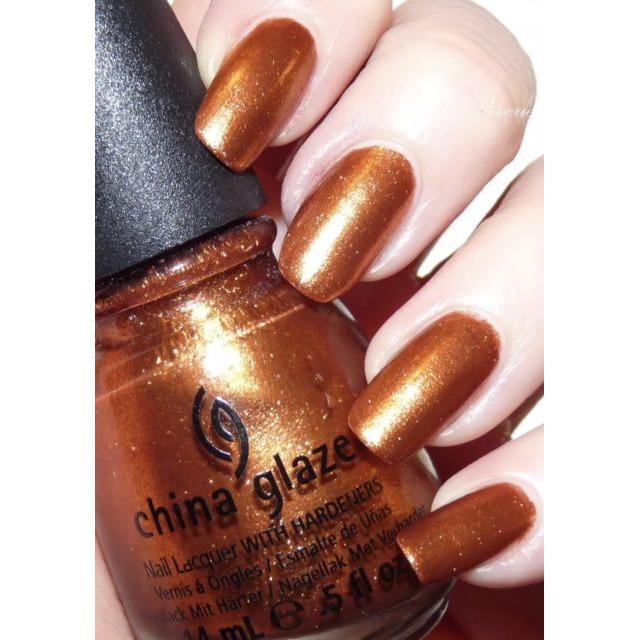 CHINA GLAZE Nail Polish ~ HARVEST MOON Philippines