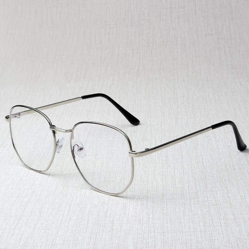 b9f3a52dc742 Glasses Frame Female Korean Style Fashion Vintage Literature And Art round  Face Slimming Finished Product Nearsighted