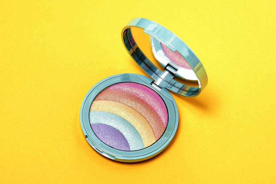 Unicorn Rainbow Strobe Highlighter Philippines