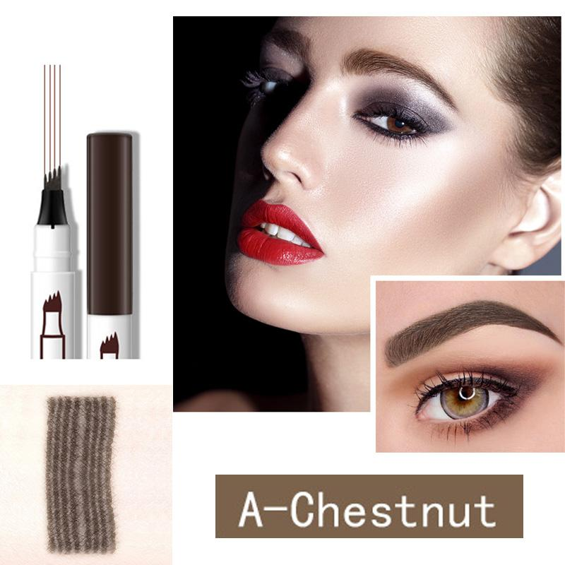 Waterproof Microblading Pen eyebrows(chestnut) Philippines