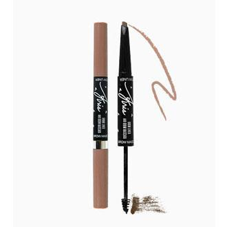 Kris Matte Brow Liner and Brow Mascara  - Happy Taupe Philippines