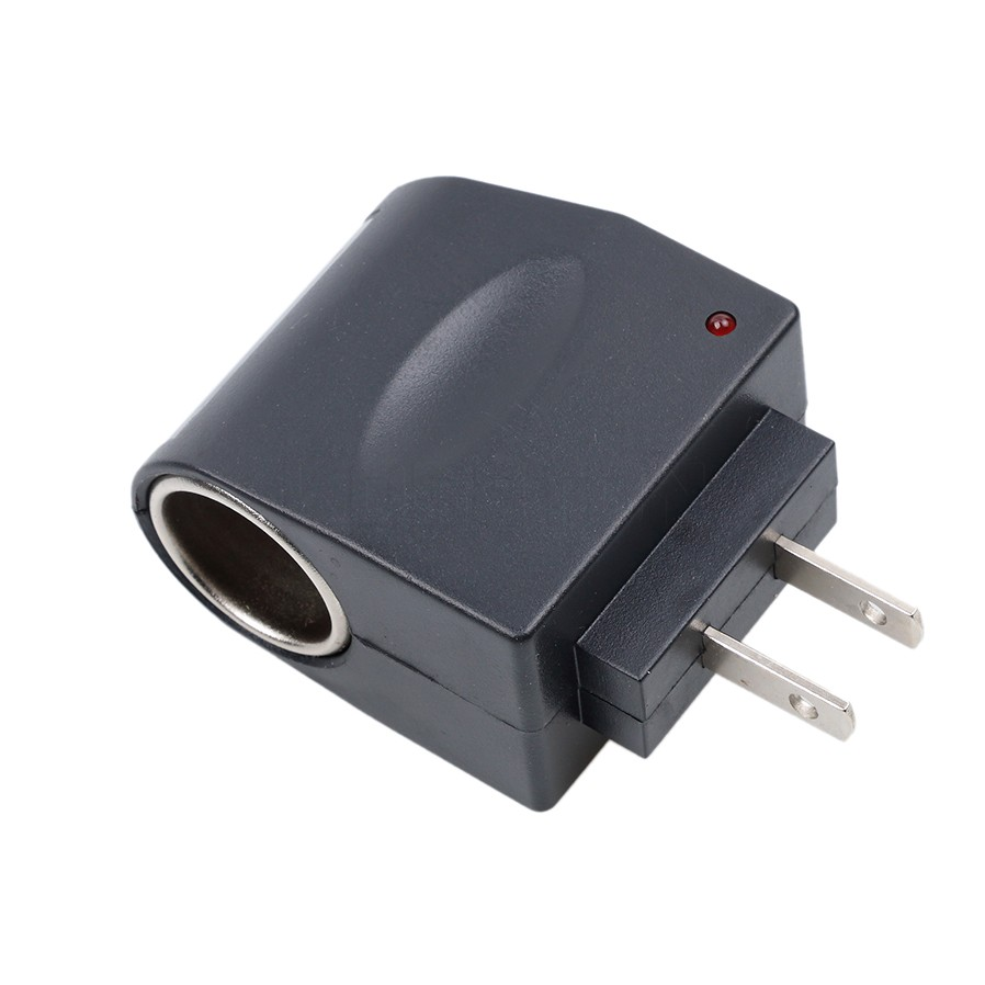 Product Details Of Portable Ac To Dc 12v Adapter Converter For Car Wall Us Plug