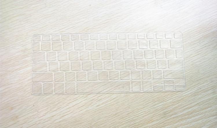 Dell Karpet Anti Debu XPS13-9360/XPS13-9350 Pelindung Keyboard Buku Tulis Komputer