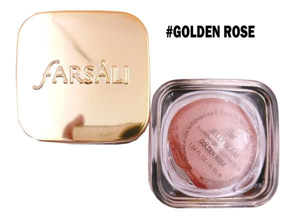 FARSALI Jelly Beam Illuminator/Highlighter-GOLDEN ROSE Philippines