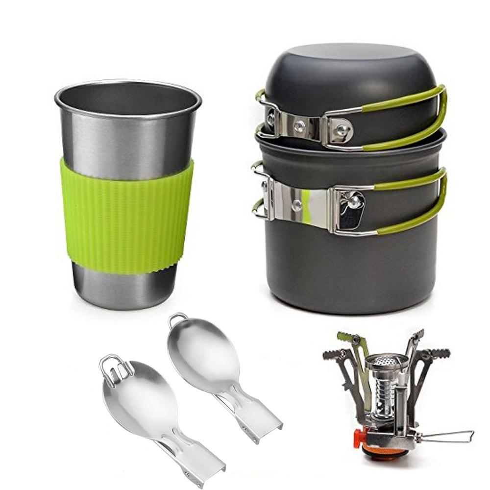 Pocket Prayer Mat Sajadah Kompas Untuk Travelling Hijau Daftar Lumiparty Outdoor Camping Hiking Tableware Aluminium Alloy Cookware Cooking Picnic Traveling Bowl Pot Pan Set