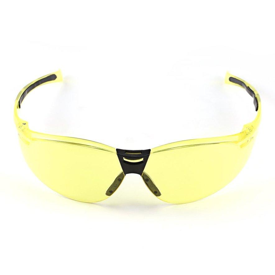 ANEXT PC Safety Glasses UV-protection Motorcycle Goggles Dust Wind Splash Proof