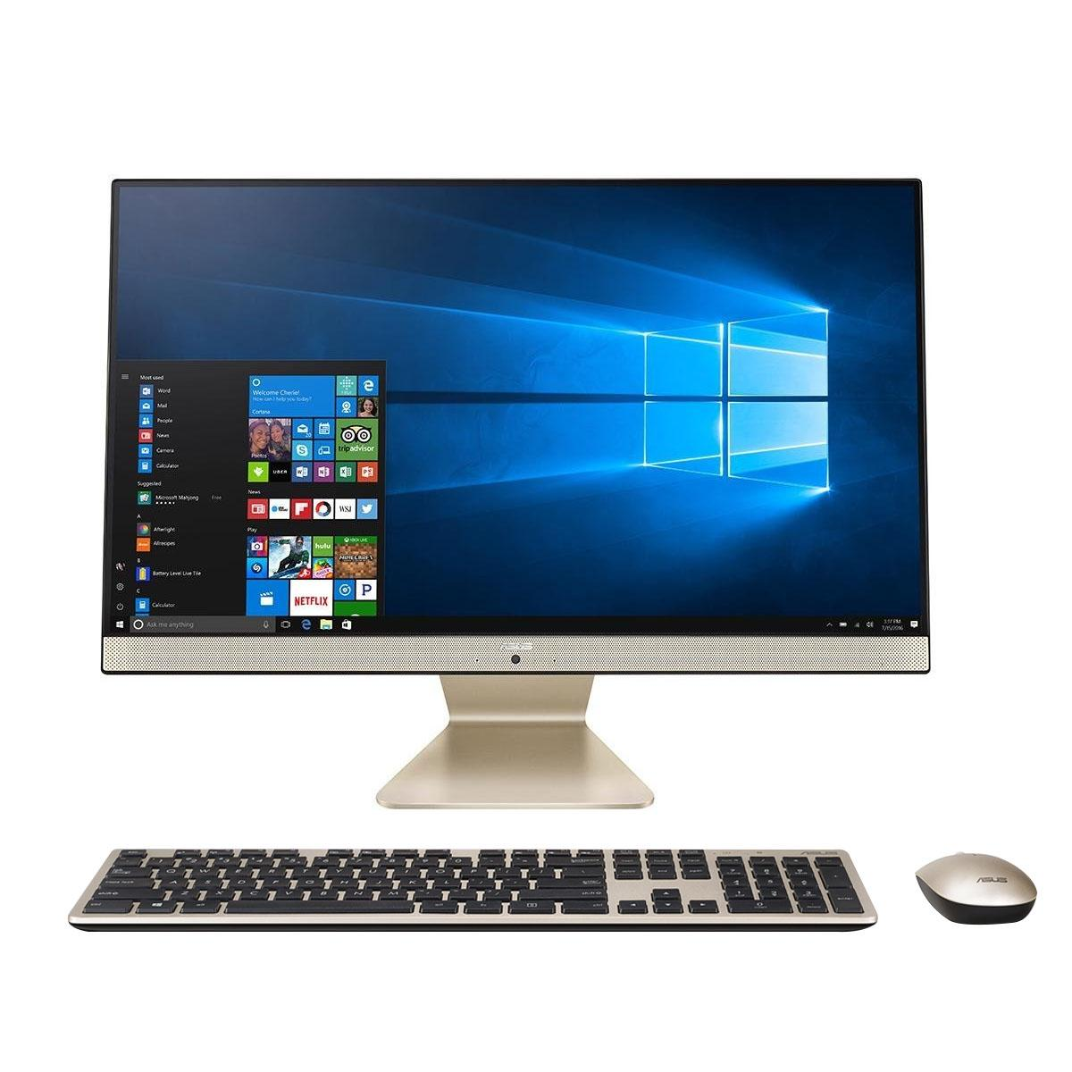 Asus Vivo Aio V241icgt Ba006t 23 8 In Fhd Touch 8th Gen Core I5