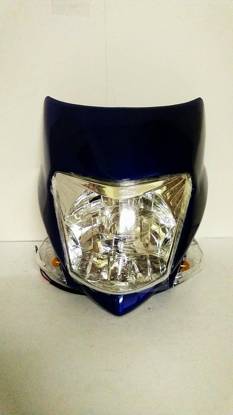 Motorcycle Head Lights For Sale Light Assemblies Online Honda Bravo Wiring Diagram Xrm125 Rs Headlight Assy Replacement