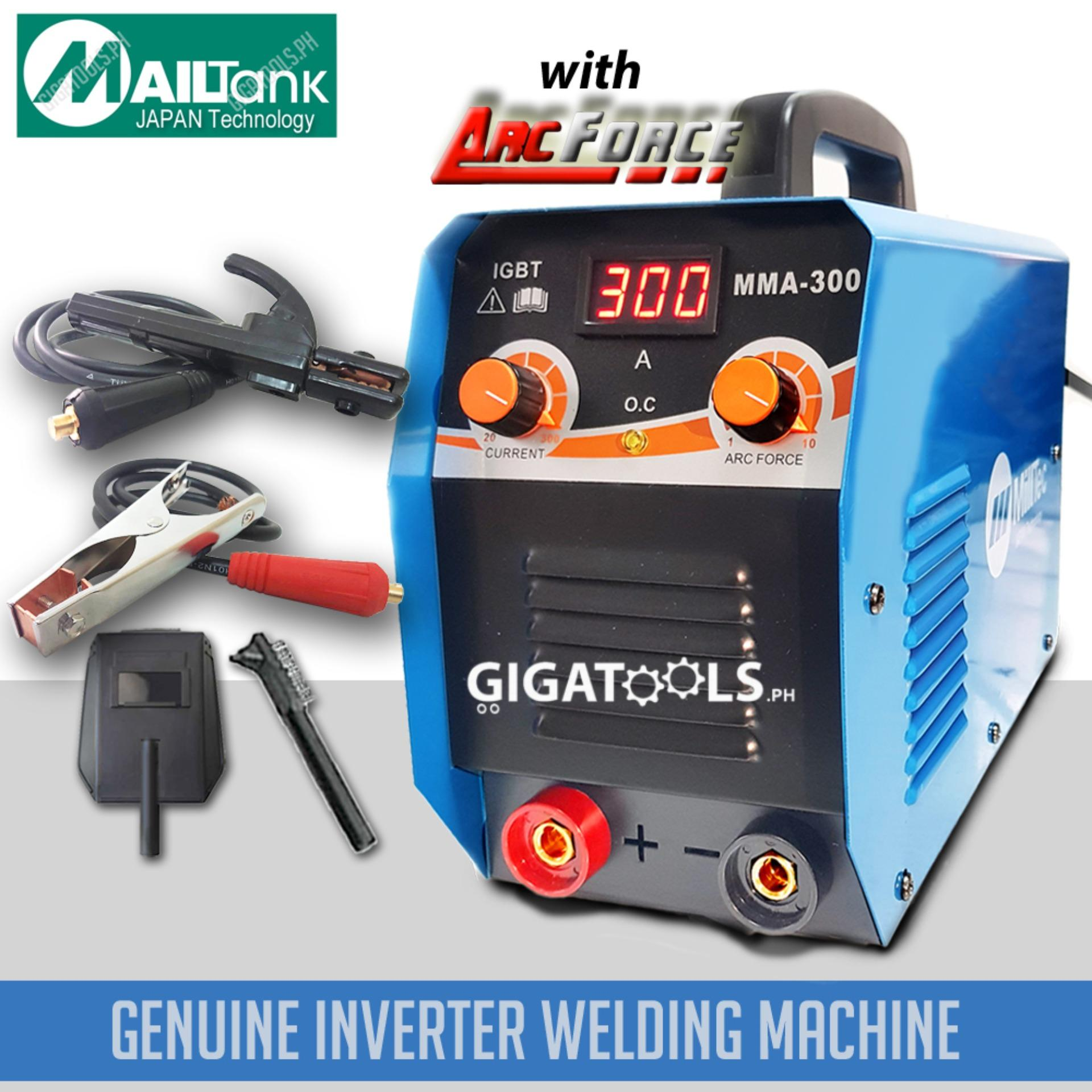 Welding For Sale Equipment Prices Brands Review In Old Lincoln Welder Parts New Mailtank Mma 300g With Arc Force Inverter Igbt Machine