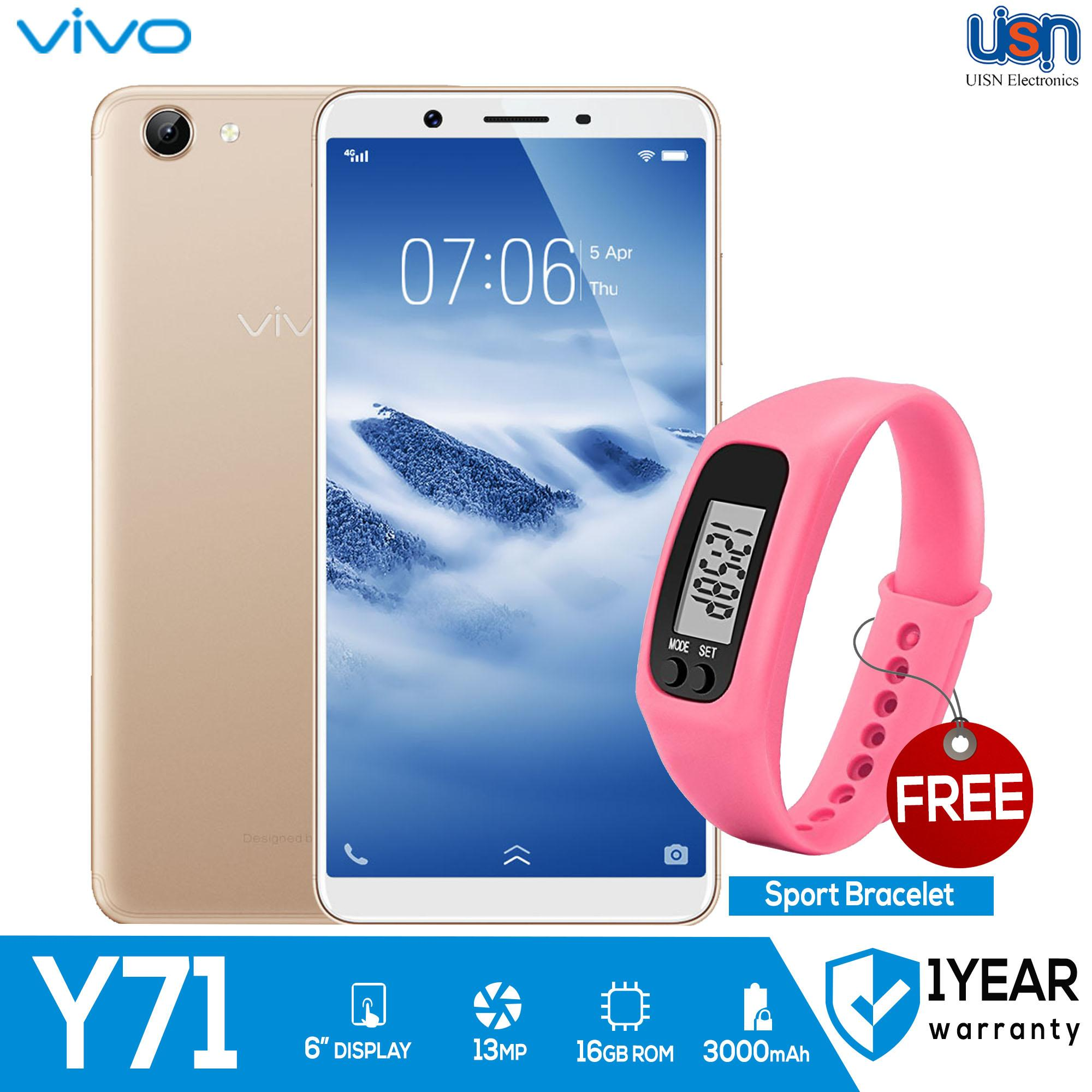 Promo Ter Vivo Y53 Black Hitam 2 16gb Garansi Resmi Free Terbaru Smartphone Gold Buy Sell Cheapest Best Quality Product Deals