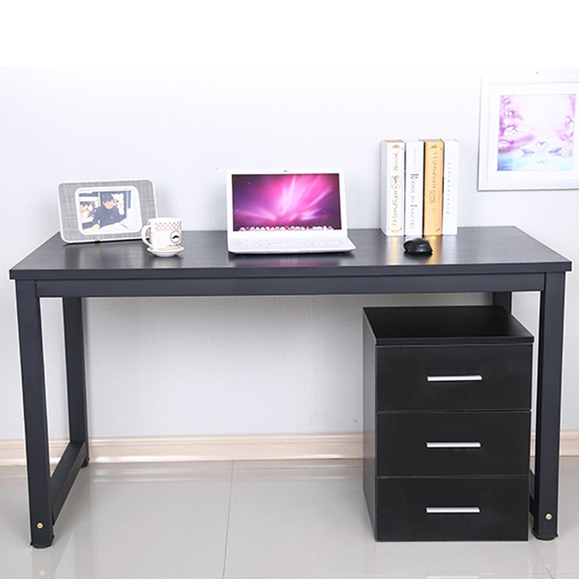 Kruzo Minimalist Home Office Desk Table 120cm X 60cm 74cm 2ft 8in