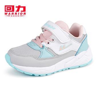 Daftar Harga Warrior Sepatu anak anak prempuan Sepatu 2018 model baru Musim Semi dan Musim Gugur Permukaan bernafas remaja anak laki-laki anak-anak sepatu ...