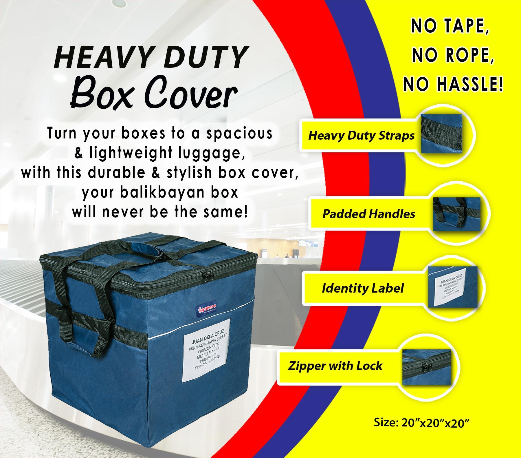 Heavy Duty Balikbayan Box Cover 20