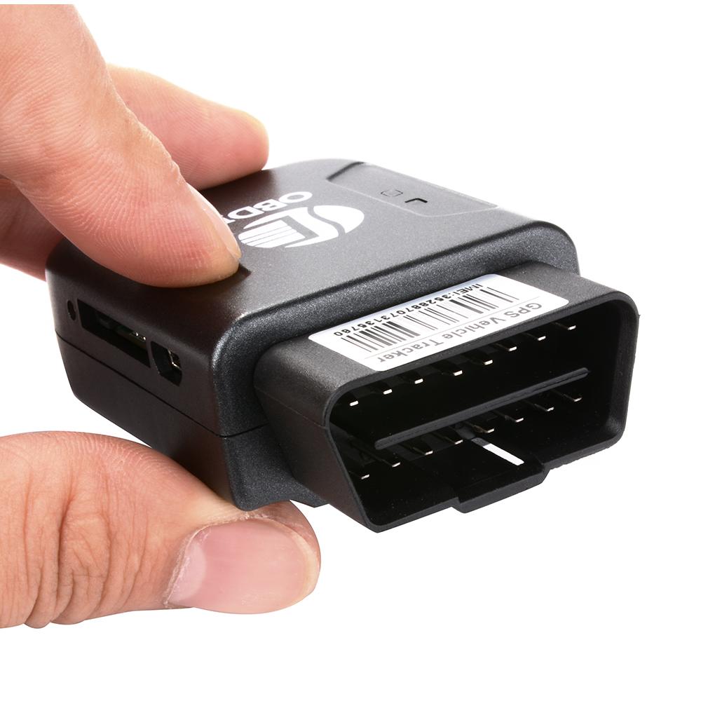 OBD II GPS Car Tracking