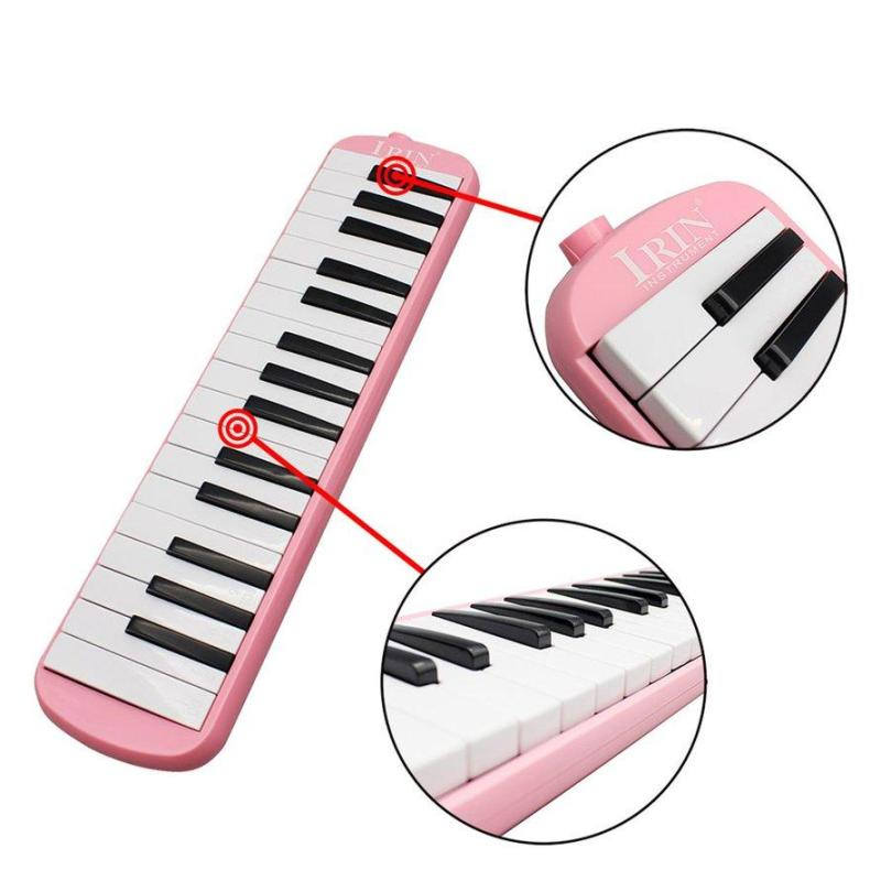 OSMAN 32 Phím Trẻ Em Accordion Dụng Cụ Âm Nhạc Kèn Harmonica Blowpipe Miệng Đàn Organ