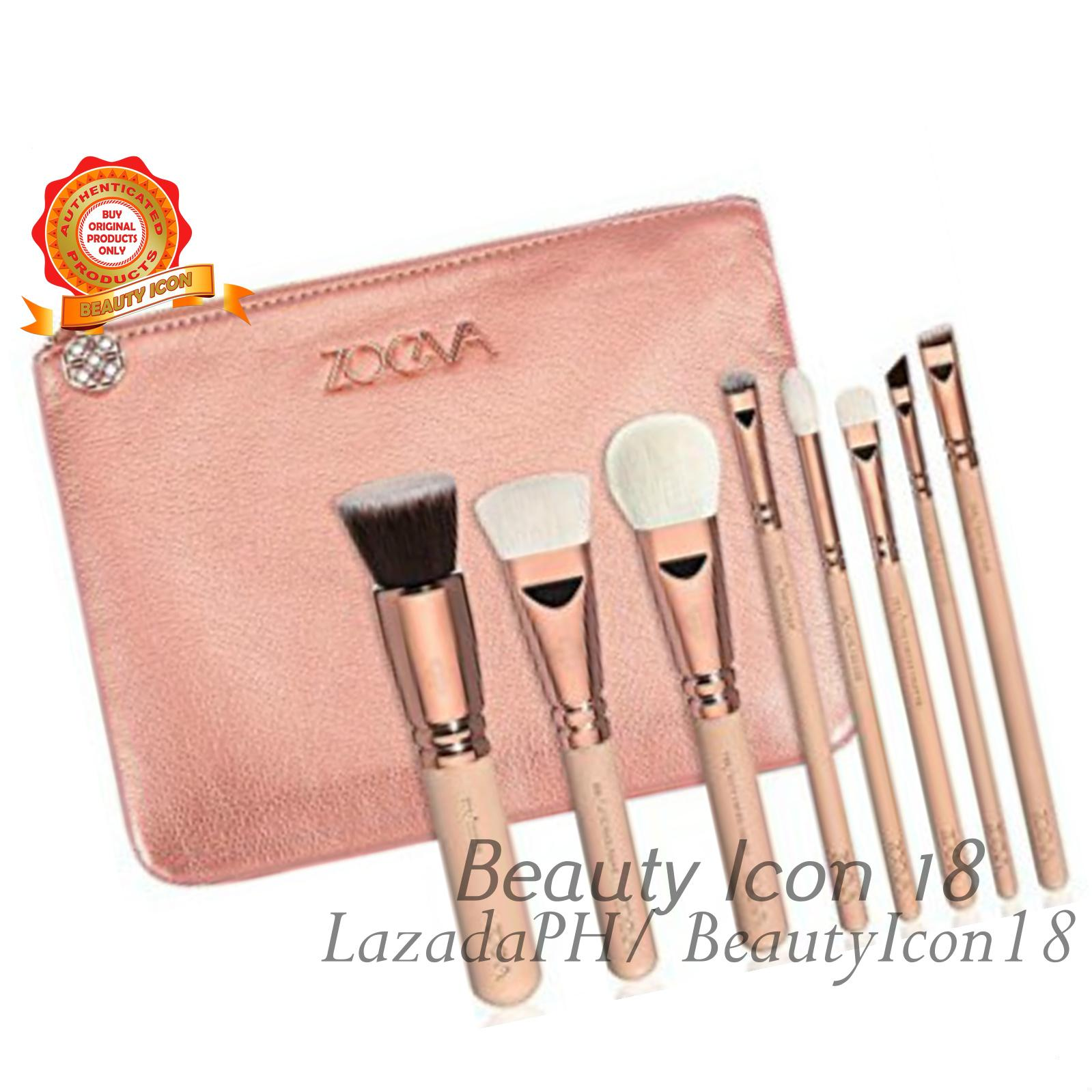Zoeva Philippines Price List Makeup Brush Set Pouch For 36 Pcs Professional Cosmetic Facial Wood Make Up Brushes Tools Kit With Black Leather Case 8 Cosmetics Rose Gold
