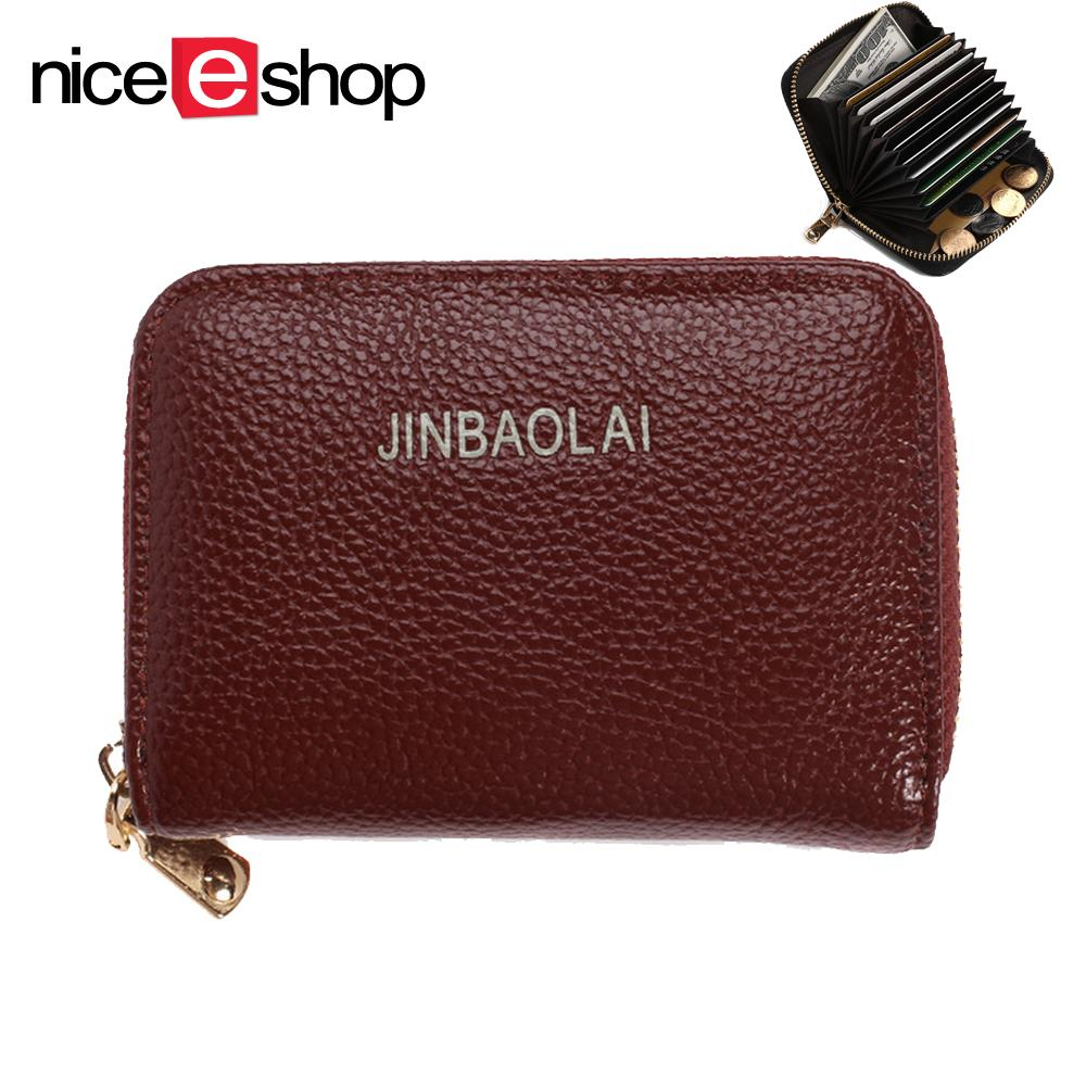Womens card holders for sale card holder bags online brands niceeshop credit card holder womens credit card walletpu leather lychee zipper cards case reheart Images