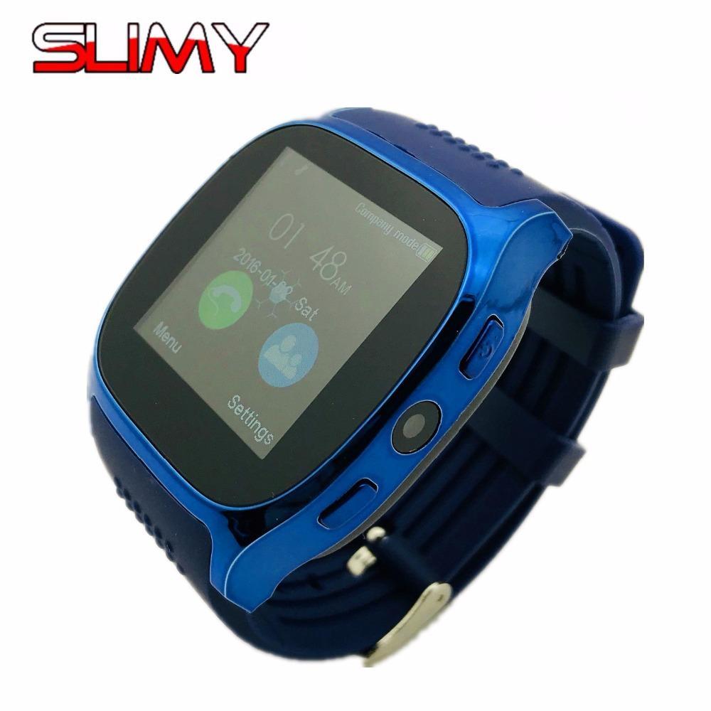 Berlendir Bluetooth Smartwatch T8 Ponsel Jam Tangan Pintar untuk Pria Wanita Anak Mendukung SIM Kamera TF