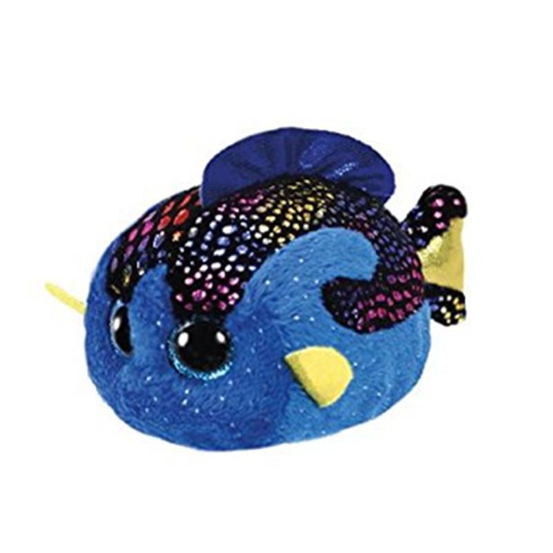 ed7b76e21fb 10CM Mini teeny tys Ty Plush Toys Beanie Boos Big Eyes fox unicorn Pocket  TSUM Candy