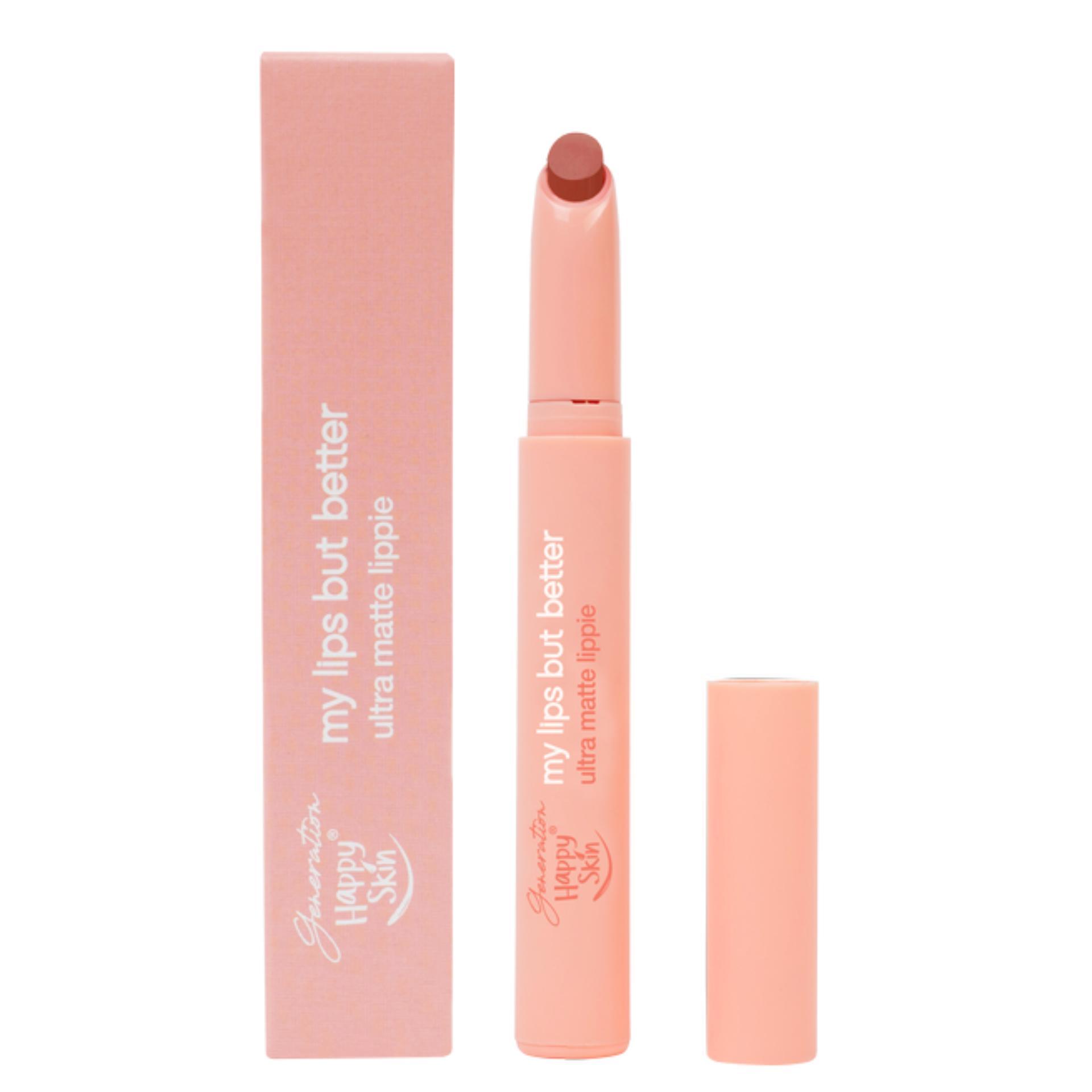 My Lips But Better Ultra Matte Lippie in Spunk - Generation Happy Skin x Kathryn Bernardo Philippines