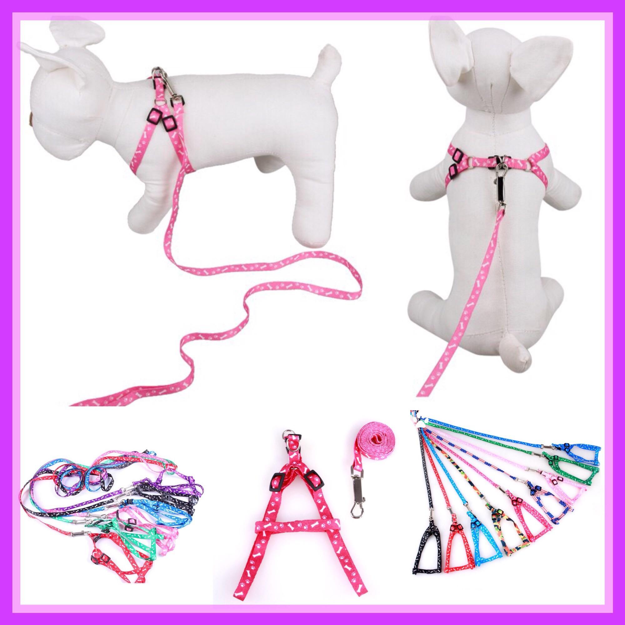 Pet Harness Leash