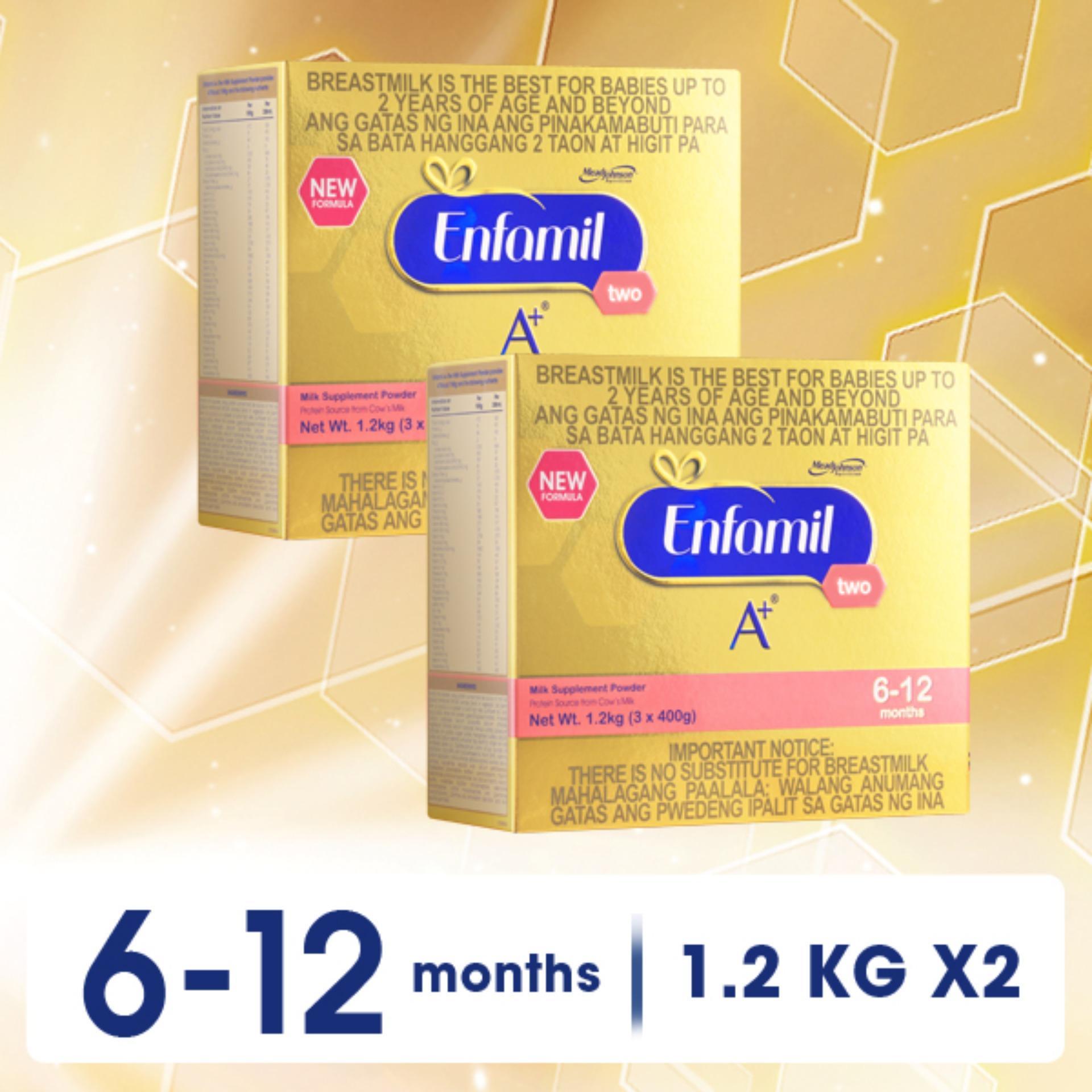 Enfamil Philippines Enfamil Price List Infant Milk Formula For