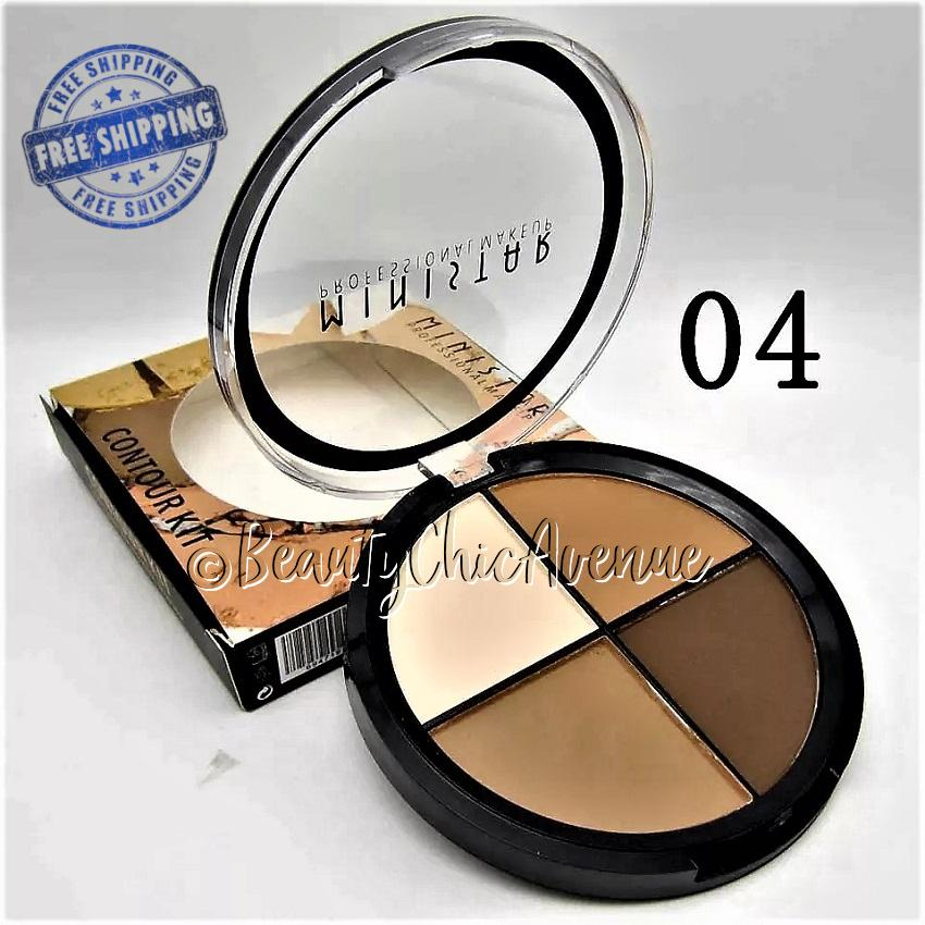 Beauty Ministar Highlighter Contour matte Philippines