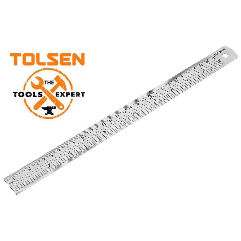 Tolsen Stainless Steel Ruler (24