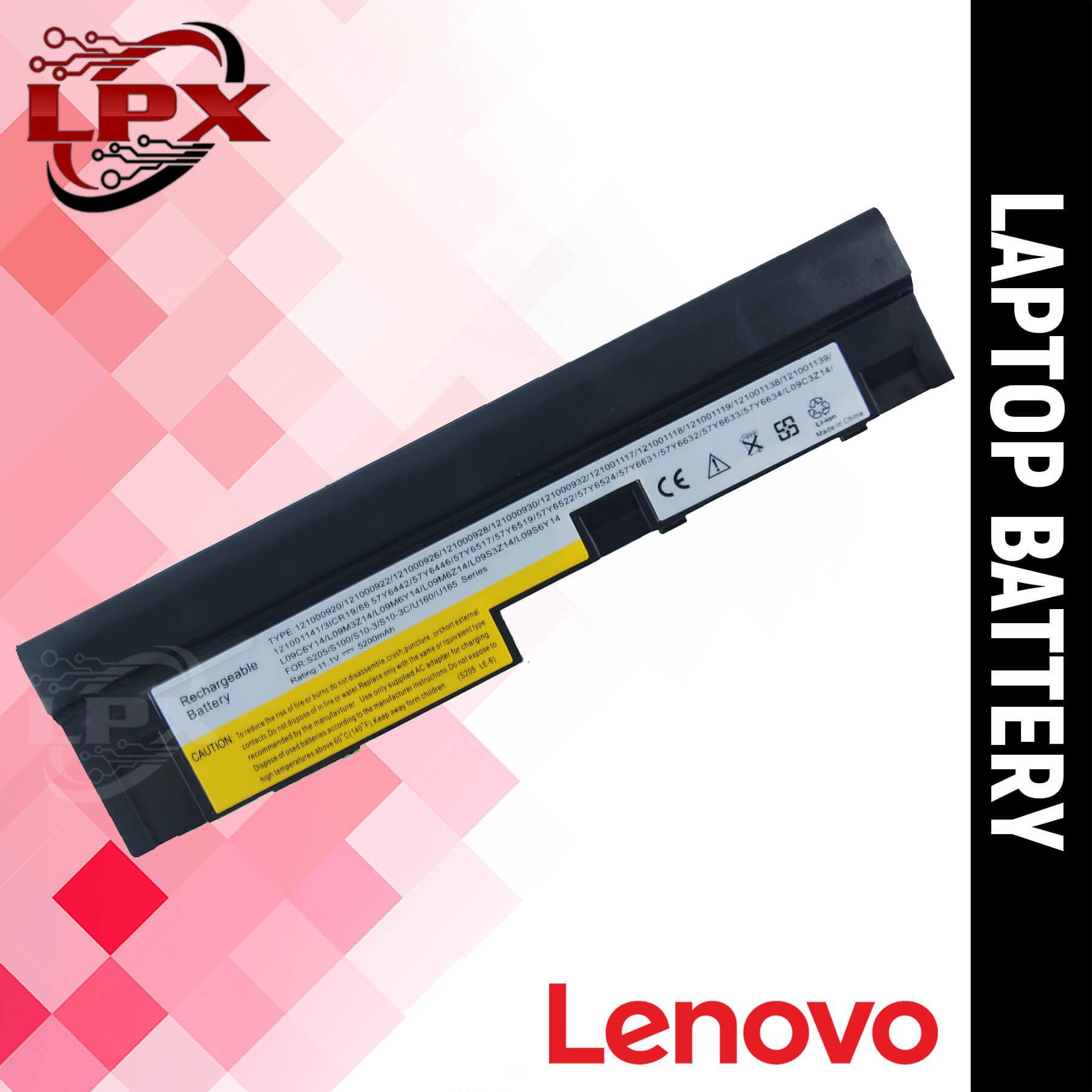 Lenovo Philippines Computer Batteries For Sale Prices Batre Leptop Ideapad Z470 Laptop Battery S10 3 S100 S100c S110 S205 U160 U165 L09m6y14 L09c6y14