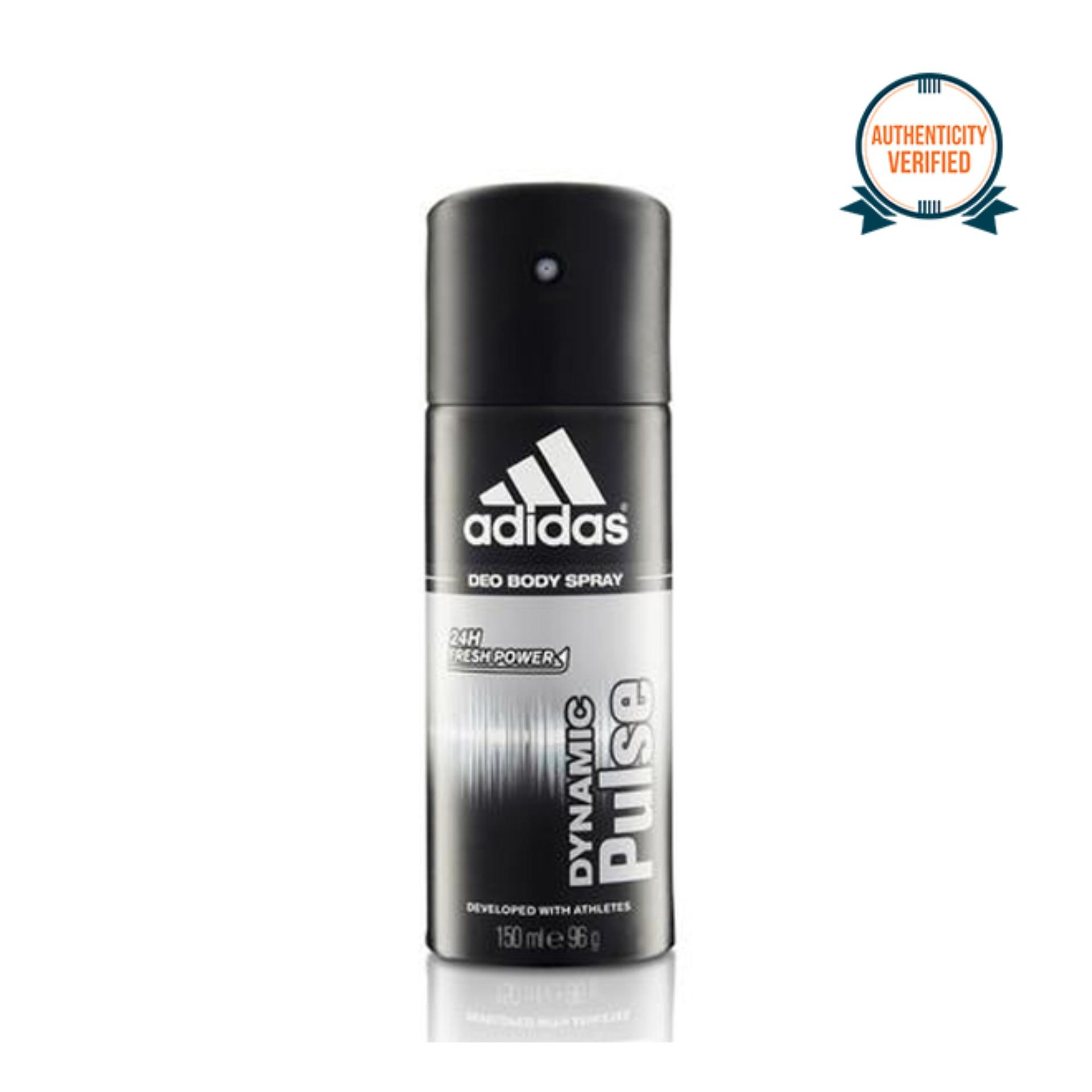 Buy Sell Cheapest Adidas Bq7239 Delivery Best Quality Product Body Hair Face Guaiac Wood Pure Game 250ml Dynamic Pulse Deo Spray 150ml
